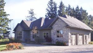 Home construction in Ontario